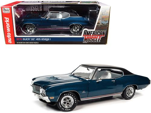 Buick GS Stage 1 1970 Hemmings Car