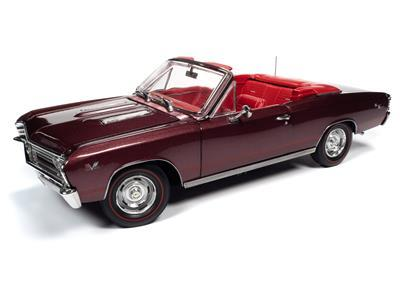 Chevrolet Chevelle SS 396 1967 Convertible (February)