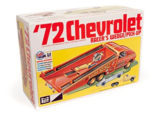 1972 Chevy Racer's Wedge Pick Up model kit
