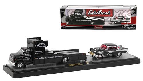 Edelbrock - 1967 Chevrolet C60 Truck and 1957 Chevrolet Bel Air Gasser