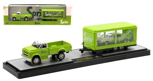 Sprite - 1970 Chevrolet C60 Truck with 1971 Chevrolet Camaro SS 396
