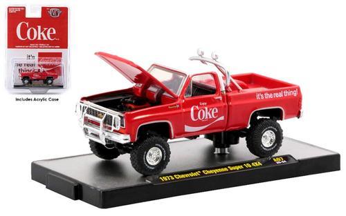 Coca-Cola - 1973 Chevrolet Cheyenne Super 10 4x4 Pickup