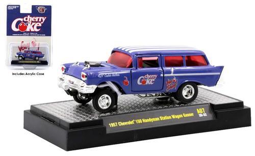 Cherry Coke - 1957 Chevrolet 150 Handyman Station Wagon