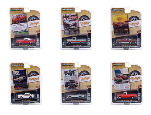 Vintage Ad Cars Series 4  set