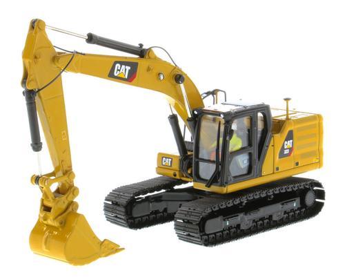 Caterpillar 323 Hydraulic Excavator