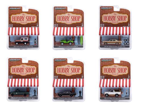 The Hobby Shop Series 10 1/64 Set
