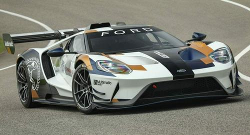 Ford Gt MKII 2020 (Summer 2021)
