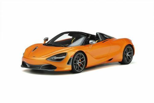 McLaren 720S Spider 2018 (Summer 2021)