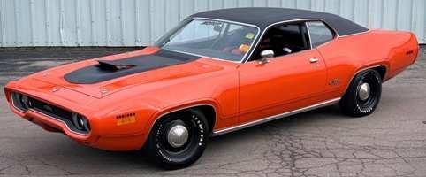 Plymouth GTX 1971 (Autumn 2021)