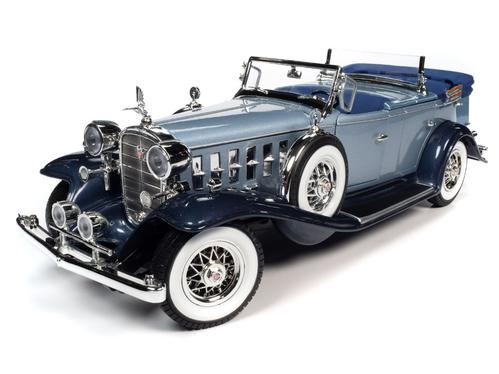 Cadillac V16 Sports Phaeton 1932 (May 14)