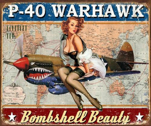 Warhawk - Bombshell Beauty