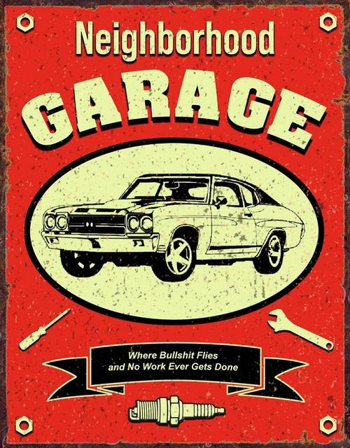 Neighborhood Garage