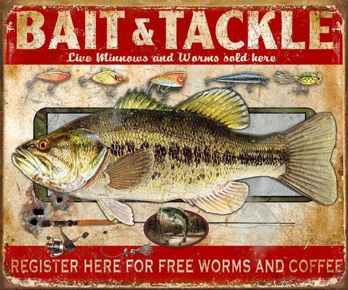 Bait & Tackle