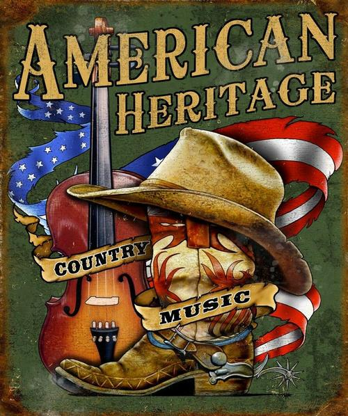 American Heritage Country Music