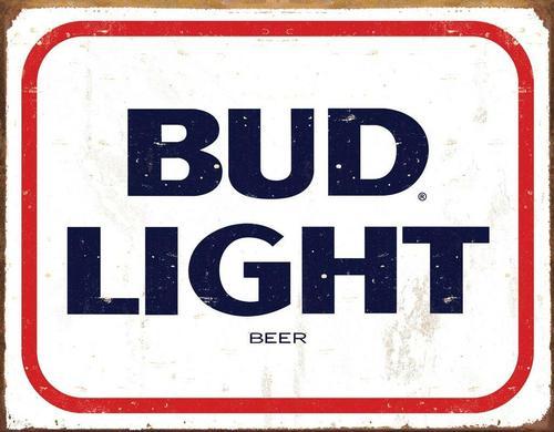 Bud Light Weathered