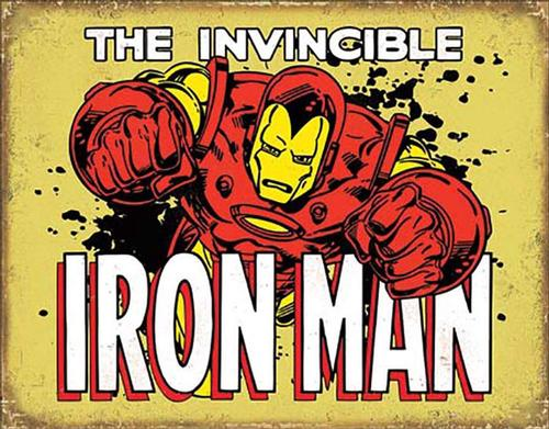 Iron Man - The Invincible
