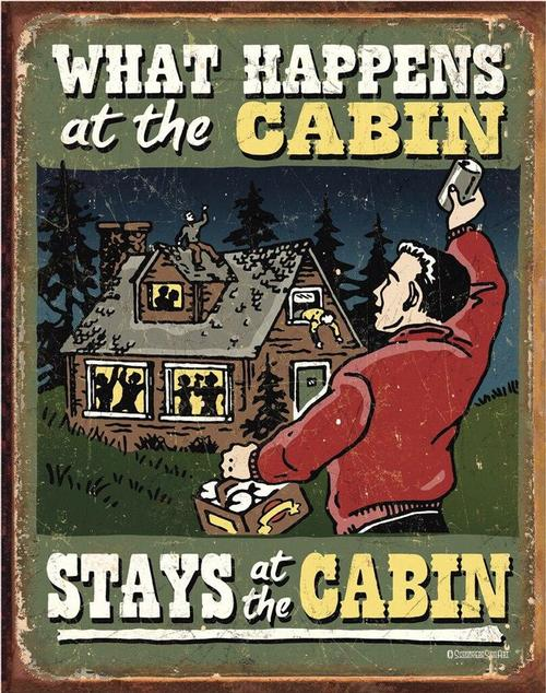 Cabin - What Happens