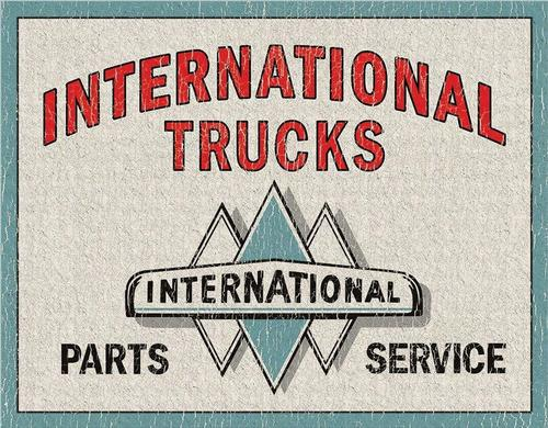 International Trucks - P&S