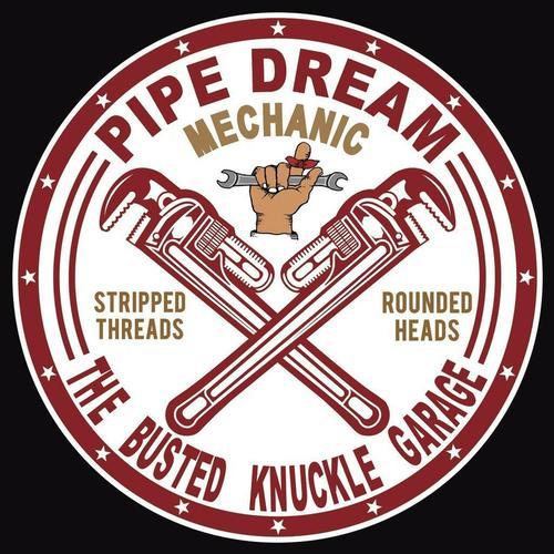 Busted Knuckel Garage - Pipe Dream Garage