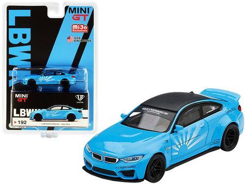 BMW M4 LB Works