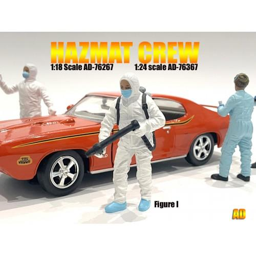 1:18 Hazmat Crew Figure - I