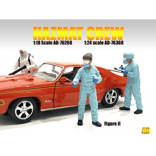 1:24 Hazmat Crew Figure - II