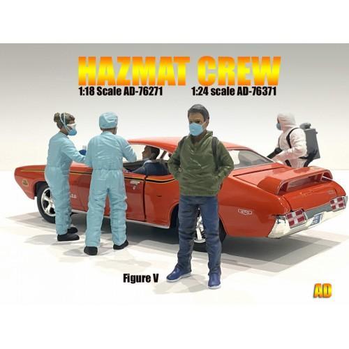 1:24 Hazmat Crew Figure - V