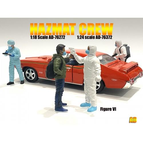 1:18 Hazmat Crew Figure - VI