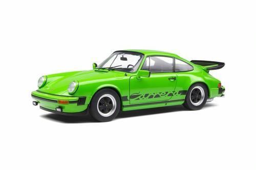 Porsche 911 Carrera 3.2 Green 1984 (May 2021)