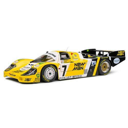 Porsche 956 LH #7 Winner 24h Le Mans 1984 (May 2021)