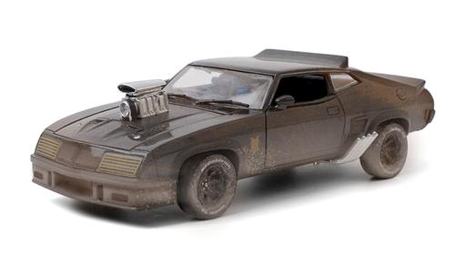 1973 Ford Falcon XB (Weathered Version) Last of the V8 Interceptors