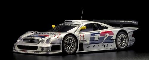 Mercedes-Benz CLK 1997 GTR FIA GT #11 GT1 Champion