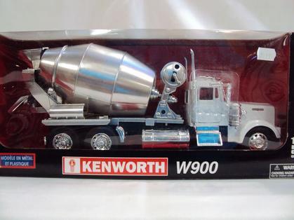 Kenworth W900 Ciment Mixer ***White***