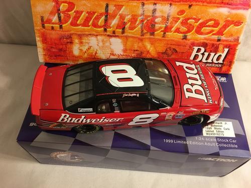 Dale Earnhardt Jr #8 Budweiser 1999 Monte Carlo
