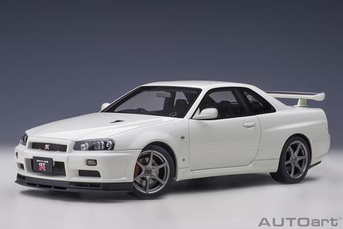 Nissan Skyline GT-R (R34) V-Spec II (MAY 2021)