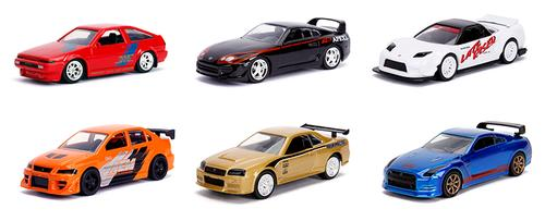 1/64 Set JDM Tuners - Wave 5