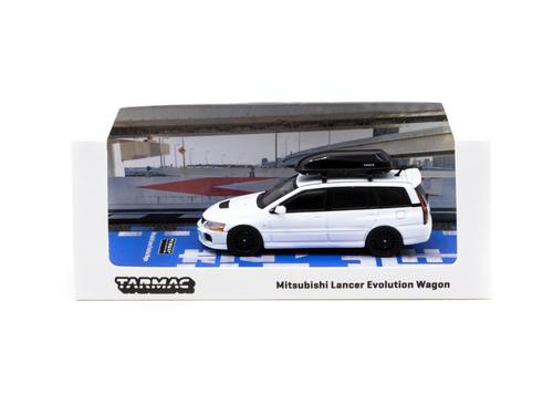 Mitsubishi Lancer Evolution Wagon with Box