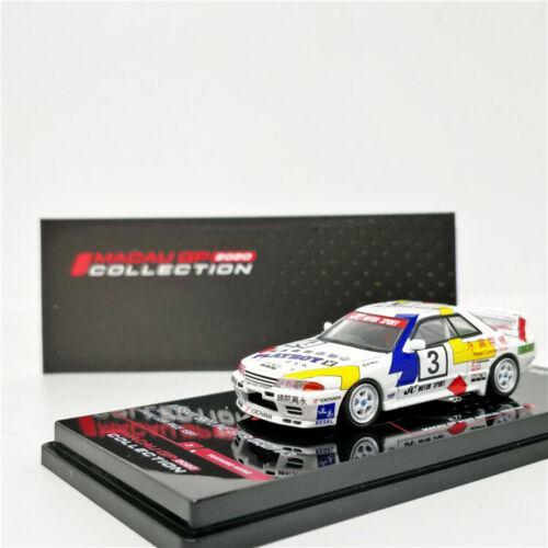 NISSAN SKYLINE GT-R (R32) #3 Team HKS 1991