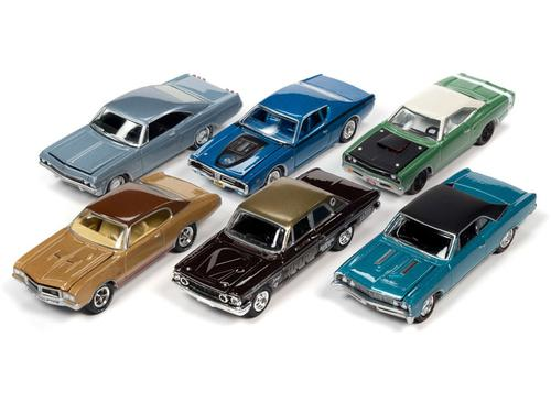 Johnny Lightning Muscle Cars 2021 Release 1A (mai 14)