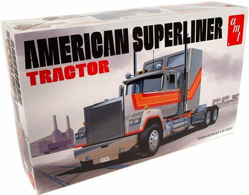 American Superliner Semi Tractor Cab *Model kit*