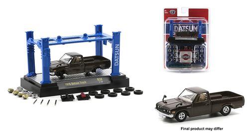 1976 Datsun Pickup - M2 Model Kit Release 38