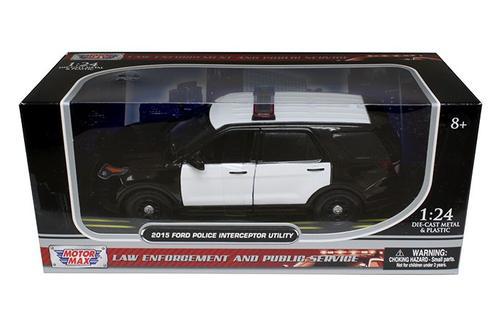 Ford Police Interceptor Utility 2015