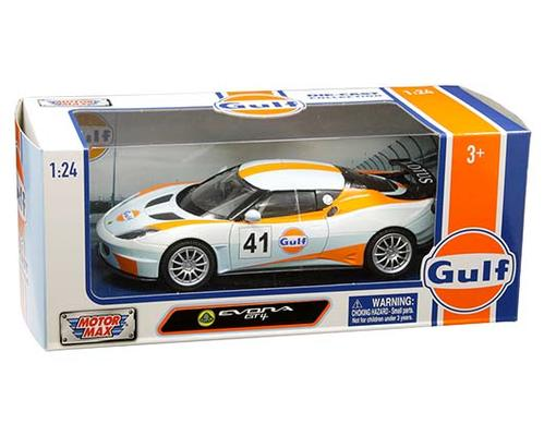 Lotus Evora GT4 Gulf