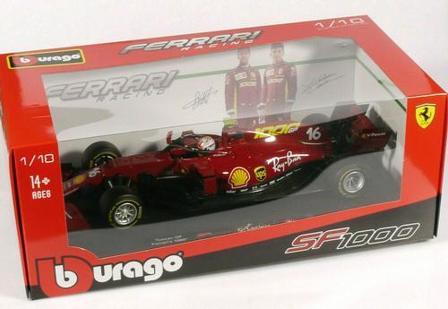 Ferrari F1 SF1000 Toscana Mugello 1000Th GP 2020 (Leclerc)