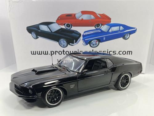 Ford Mustang boss 351 1969