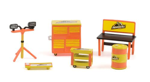 Armor All Shop Tool Accessories Pack - Shop Tool Accessories Series 4 1/64