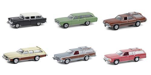 Estate Wagons Series 6 1/64