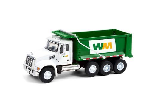 Waste Management - 2020 Mack Granite Dump Truck