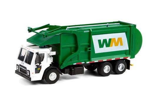 Waste Management - 2020 Mack LR Refuse Truck