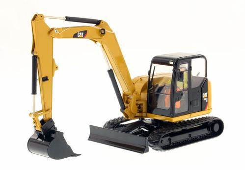 Caterpillar 308E2 CR SB Mini Hydraulic Excavator plus Work Tools - High Line Series